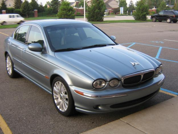 Jaguar 2003 x type