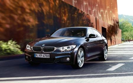 BMW 4 серии Гран Купе